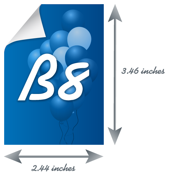 b8 paper size all informations about b8 sheet of paper